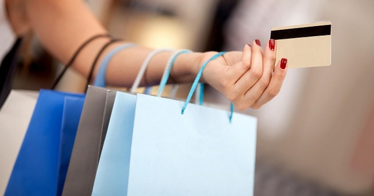 compras con tarjetas