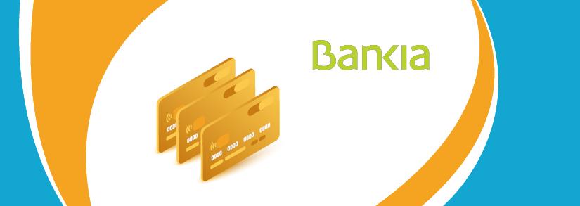 tarjetas bankia