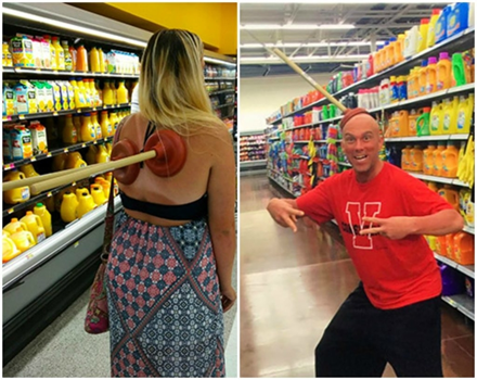 Descubre por qué los compradores de Walmart se han vuelto locos