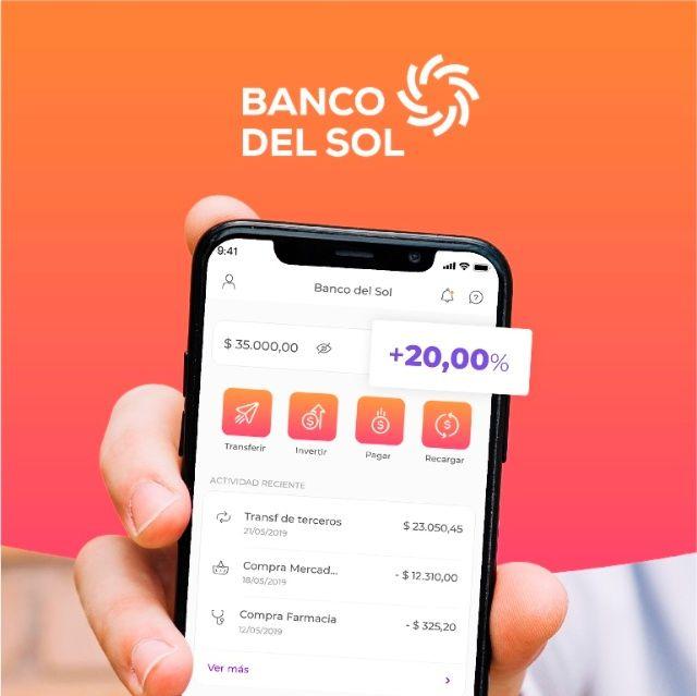 Banco del Sol: cuál es su estrategia y qué servicios ofrece