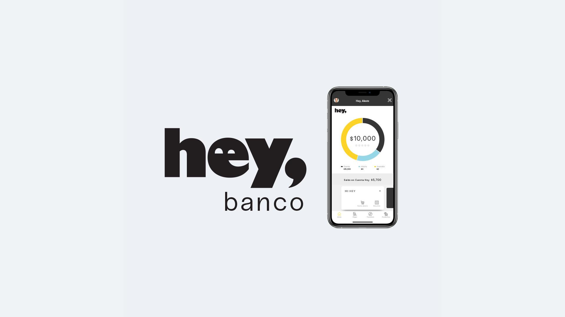 Hey Banco, la inteligencia de la banca digital en tus manos