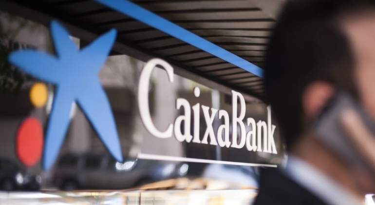 Caixabank alcanza una cuota alta en la banca digital
