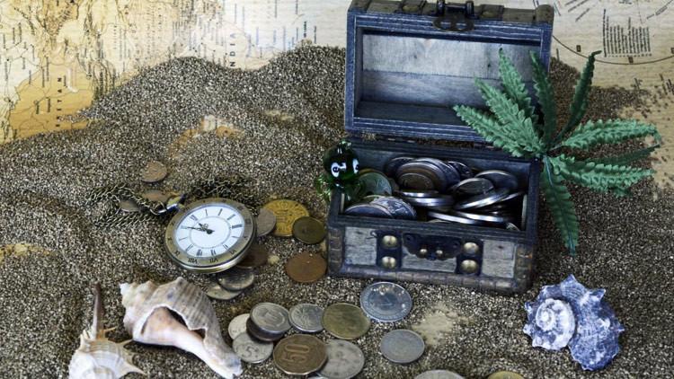 Los 10 tesoros más valiosos de la tierra que continúan perdidos