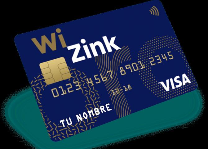 Descubra cómo obtener los beneficios de la tarjeta de crédito Wizink