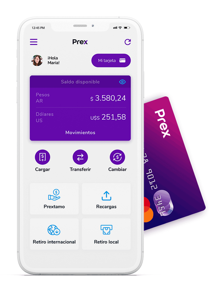 Conozca los beneficios de la tarjeta Mastercard Internacional Prex