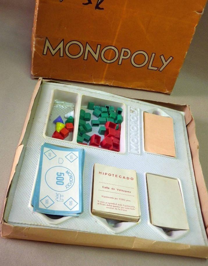 Juguetes y juegos antiguos que valen una fortuna hoy