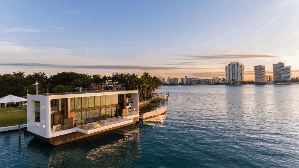 Las Casas Flotantes más Creativas (y Caras) del Mundo