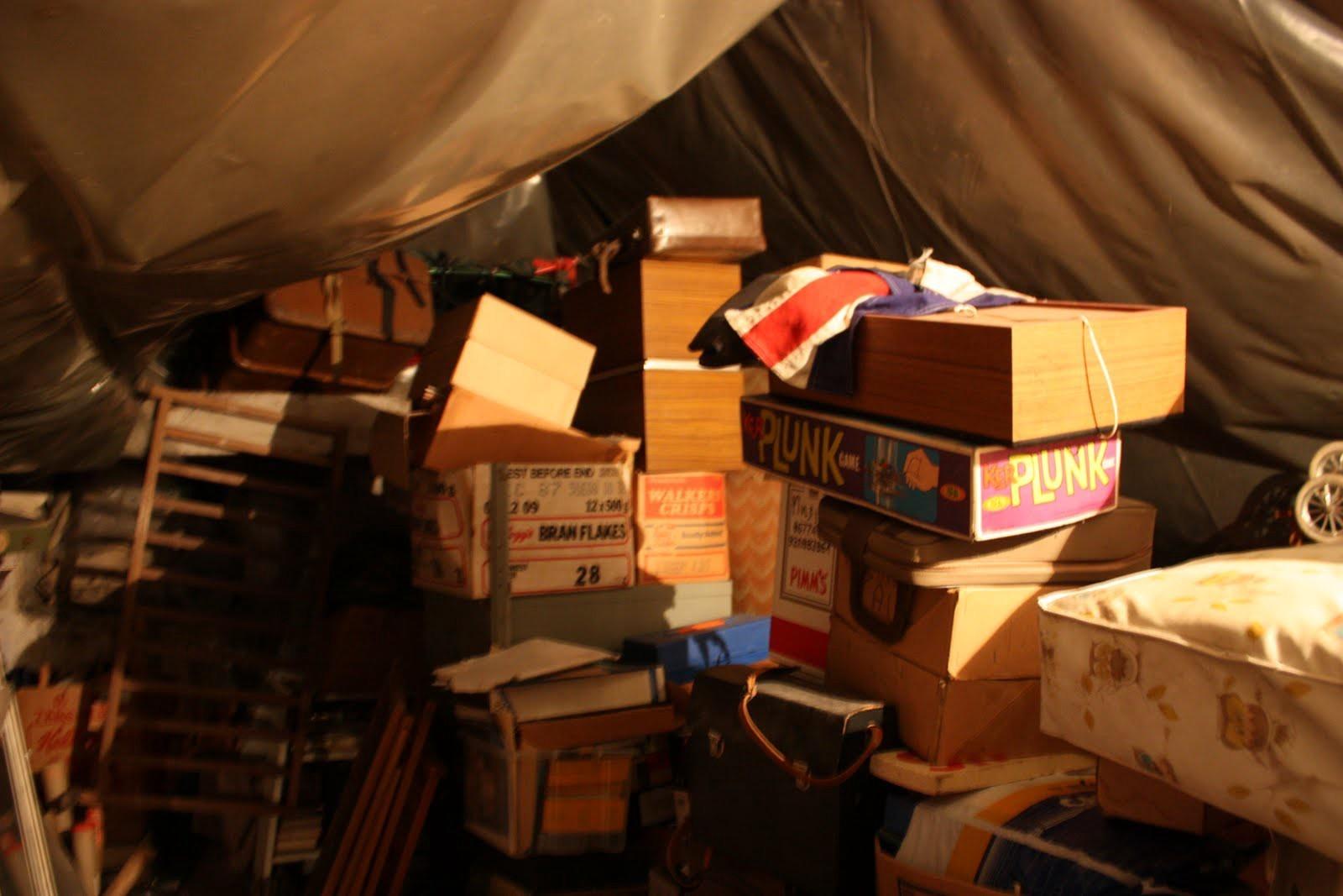 27 cosas almacenadas en su ático que pueden valer mucho dinero