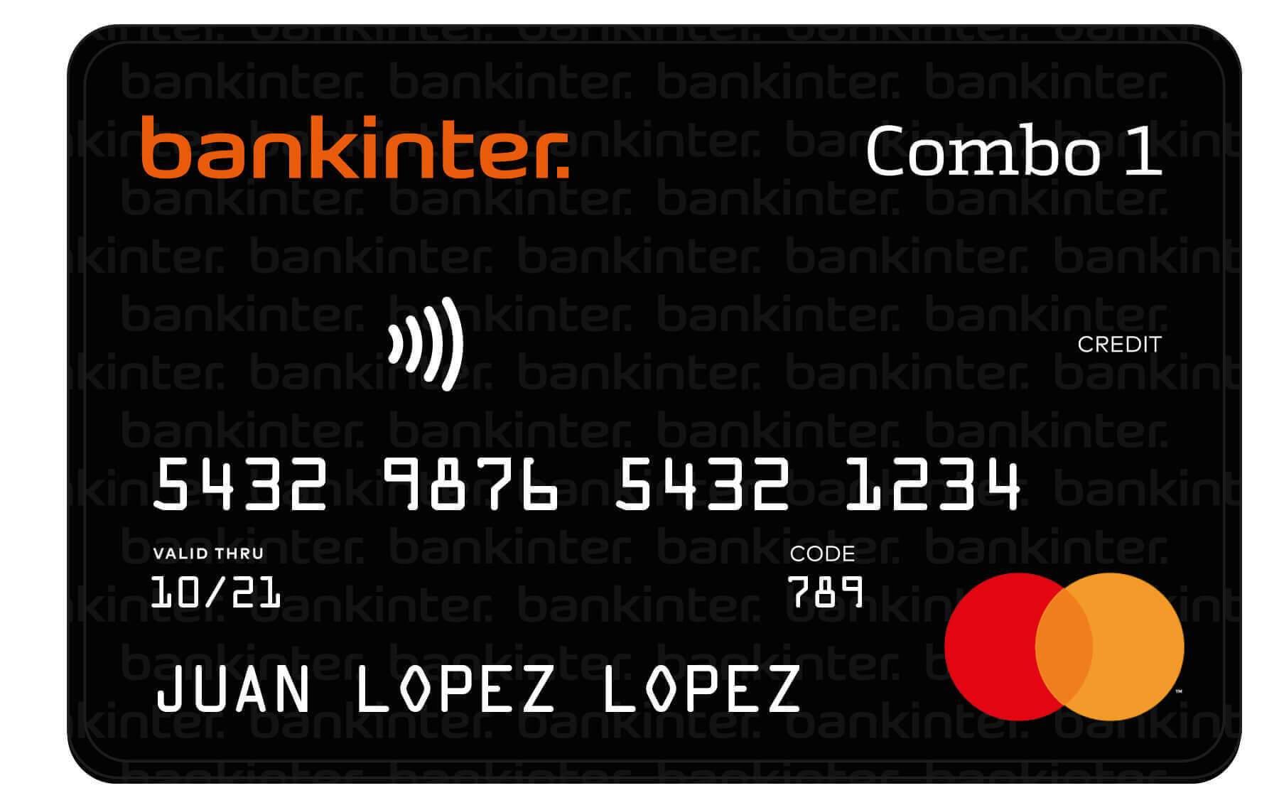 Aprende cómo Aplicar y los Beneficios de la Tarjeta de Crédito Combo | Bankinter