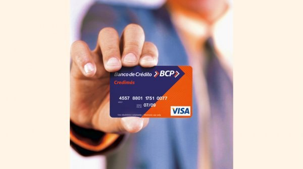 Tarjeta de crédito BCP - Cómo solicitar en línea