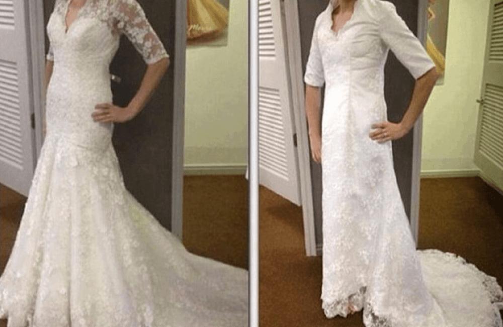 No Exactamente como se Anuncia: Vestidos Desafortunados Comprados en Línea
