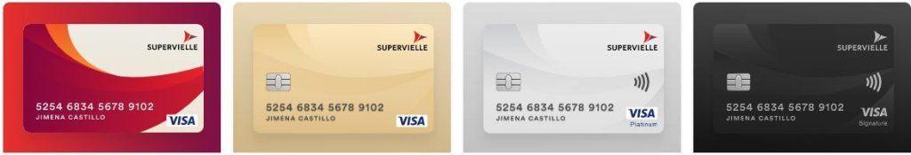 Descubre la oferta de tarjetas de crédito de Banco Supervielle