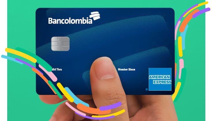Tarjeta de crédito Bancolombia - Averigua cómo solicitarla