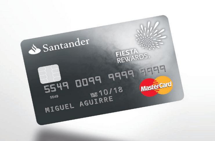 Vea los Beneficios una Tarjeta de Crédito Fiesta Rewards Platinum
