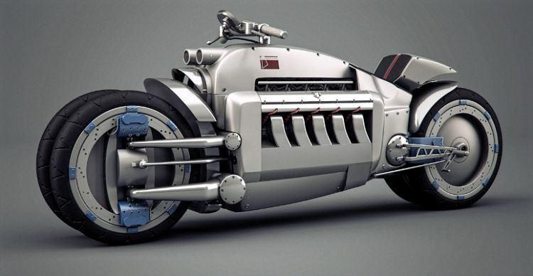 Conoce las 10 motos más hermosas y costosas del mundo