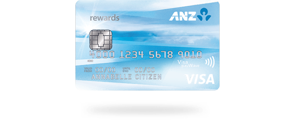 ANZ Rewards Credit Card - Learn How to Apply Online