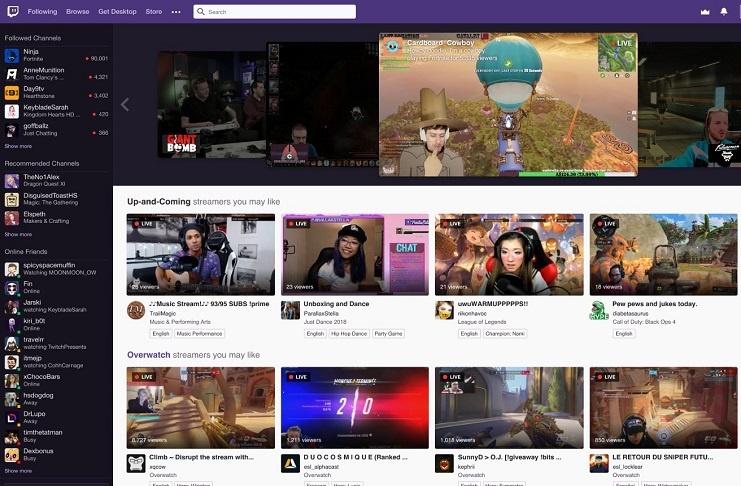 Mira por qué estos Streamers son los más Populares de Twitch