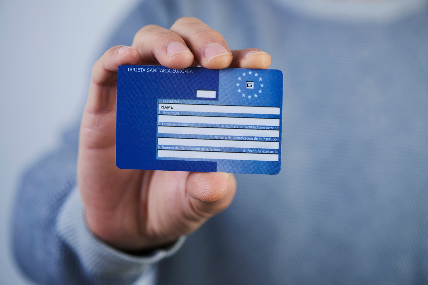 European Health Insurance Card - How to Order