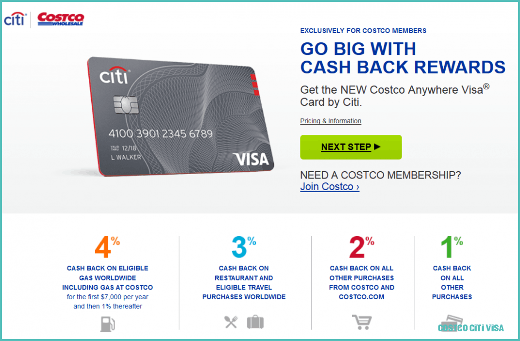 Costco Credit Card - Learn How to Apply