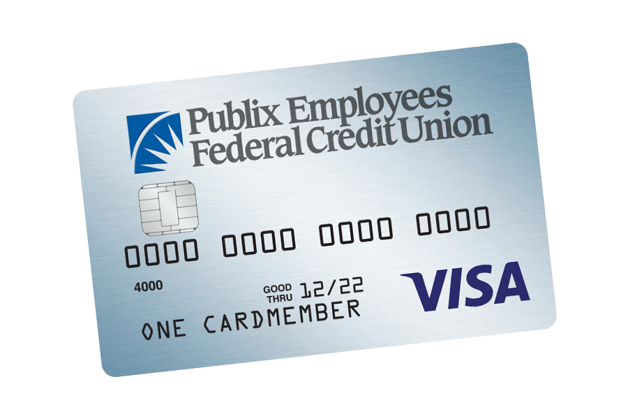 Publix Employees Federal Credit Union Credit Card - How to Order